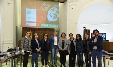 La Asamblea de Extremadura acoge un encuentro con mujeres l�deres de la Primavera �rabe para avanzar en derechos e igualdad de g�nero