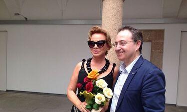 Todas las actrices que participan en el 62� Festival de M�rida recibir�n un ramo artesanal de flores de Campo Maior