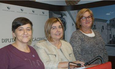 La Diputaci�n de C�ceres y 'Extremadura Entiende' impulsan la visibilidad de las mujeres lesbianas en el mundo rural