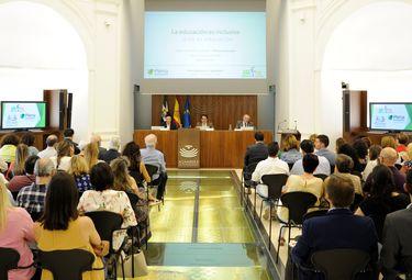 La Asamblea acoge la VII Conferencia del Foro Derecho e Igualdad sobre educación inclusiva