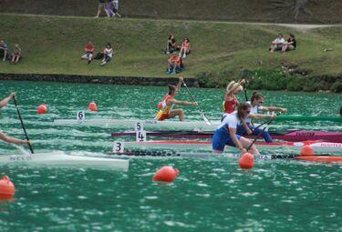 Éxito de mujeres extremeñas en Campeonato Europa de Sprint Olímpico para Junior y Sub23