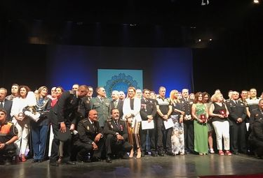 García Seco invita a Policía Local de Badajoz entrar programa víctims violencia género