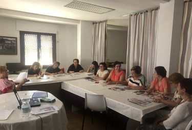 Fademur desarrolla talleres de emprendimiento rural en Serradilla y El Torno