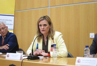 García Seco fortalecerá en Lisboa la lucha transfronteriza contra la violencia de género