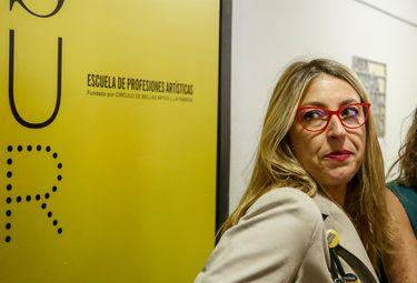 Eugenia Rodríguez Palop será vicepresidenta primera de Comisión para Derechos Mujer UE