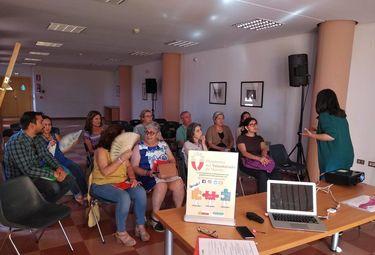 El voluntariado emeritense se forma en el diseño de planes de igualdad en las ONG