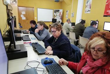 Aupex impartió en 2019 cursos de formación en competencia digital a más de 27.000 personas