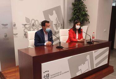 Gil Rosiña urge reforzar compromiso con el Pacto de Estado contra la Violencia de Género