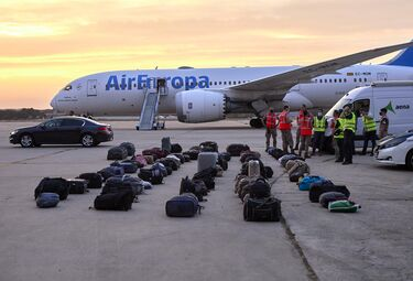 759 refugiados afganos irán a centros sistema de acogida español, 14 en Extremadura