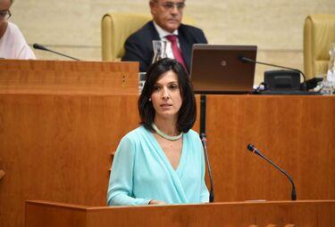 Esther Gutiérrez destaca que Extremadura es la región con ayudas más elevadas para los nuevos autónomos