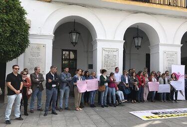 """La Presidenta de la Asamblea de Extremadura asegura que """"el Pacto de Estado contra la violencia machista debe ser efectivo ya"""""""