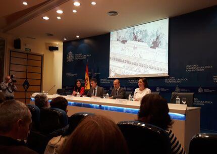 Cooperativas Valle del Jerte participan en Madrid en una jornada sobre fruta de hueso