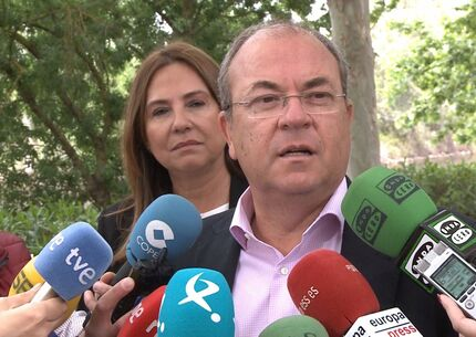 Monago invita a fuerzas poltica a destrabar los problemas ambientales de Extremadura