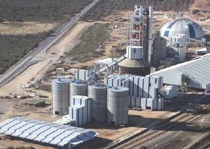 La produccin industrial crece un 65 en octubre en Extremadura