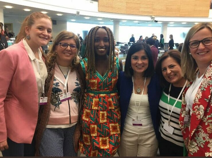 Podemos Extremadura en el Women Political Leaders Global Forum