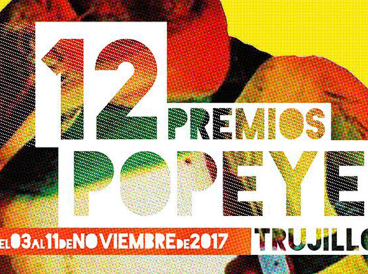 Javier de Juan y Alice  The Wonders Premios Pop Eye 2017