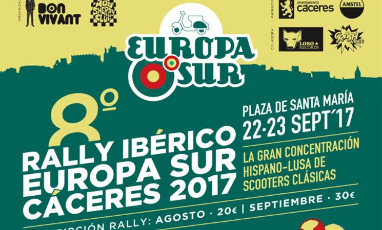 Programación del festival Europa Sur en Cáceres