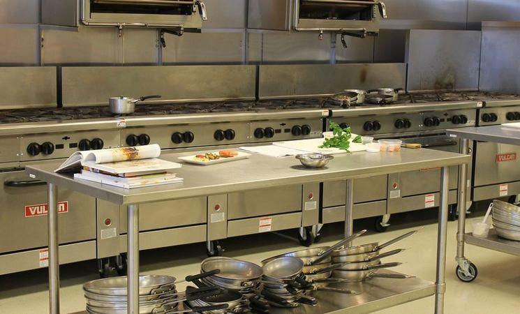 Como Equipar Una Cocina Industrial