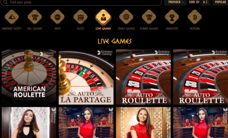 images of casino slots