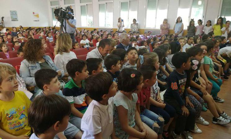 36.000 escolares logran diploma de 'familia lectora' tras la campaña