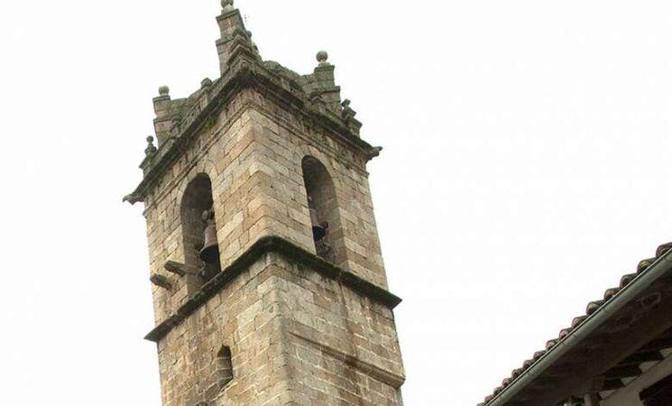 Torre iglesia de Baños de Montemayor