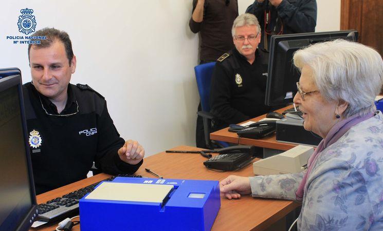 La polic a nacional abrir las oficinas del dni de la regi n durante la jornada electoral - Oficina policia nacional ...
