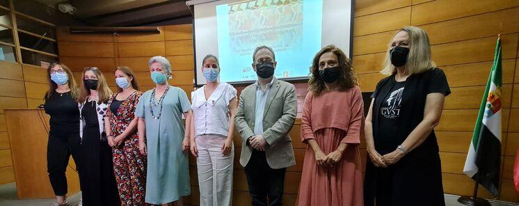 IV Encuentro Creadoras Escnicas en Festival Mrida trata papel mujeres poca grecolatina