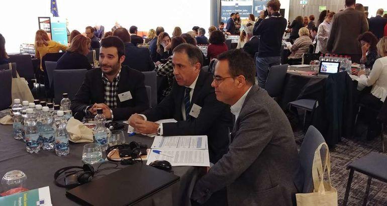En Bruselas, Extremadura aborda desafíos jóvenes ante empleo