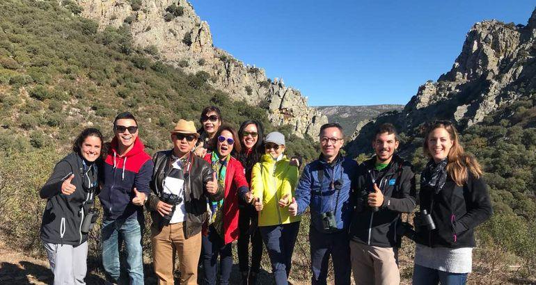 Medios chinos visitan extremadura para conocer atractivos for Oficina de turismo de merida
