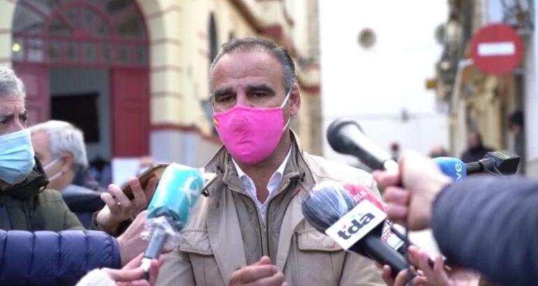 Absueltos el presidente de Vox Badajoz y dos militantes
