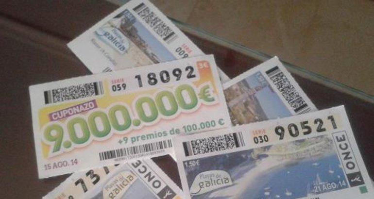 El cuponazo de la once reparte euros en m rida for El cuponazo de la once