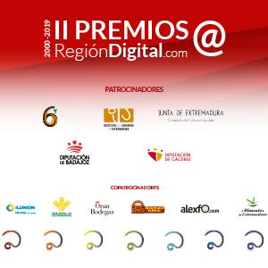II premios @ region