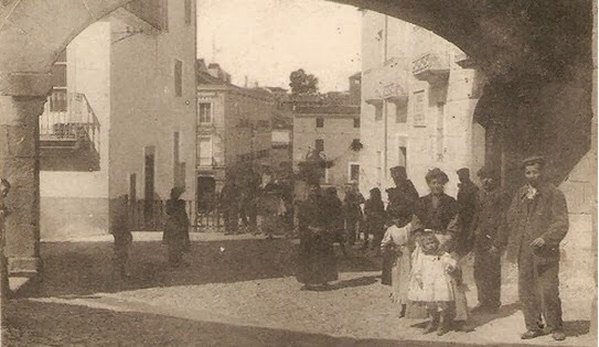 Cáceres antiguo