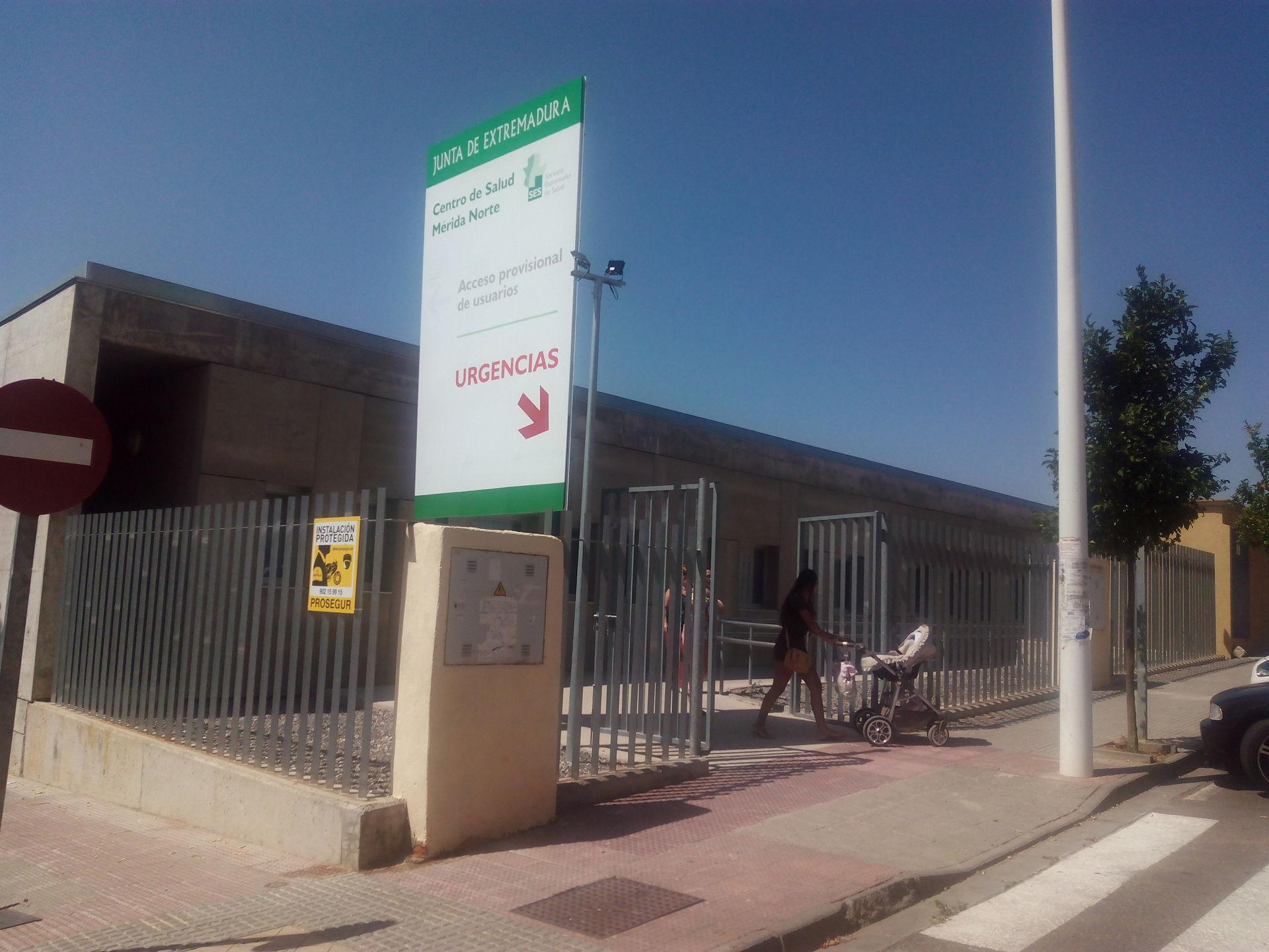 El centro de salud m rida norte funciona con normalidad - Centro de salud merida ...